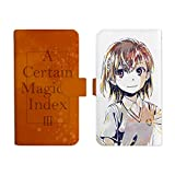 アルマビアンカ とある魔術の禁書目録III 御坂美琴 Ani-Art 手帳型スマホケース(M)