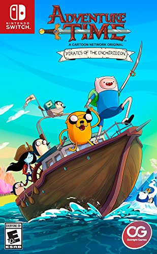 Entertainment Adventure Time: Pirates of the Enchiridion 輸入版:北米 - Switch