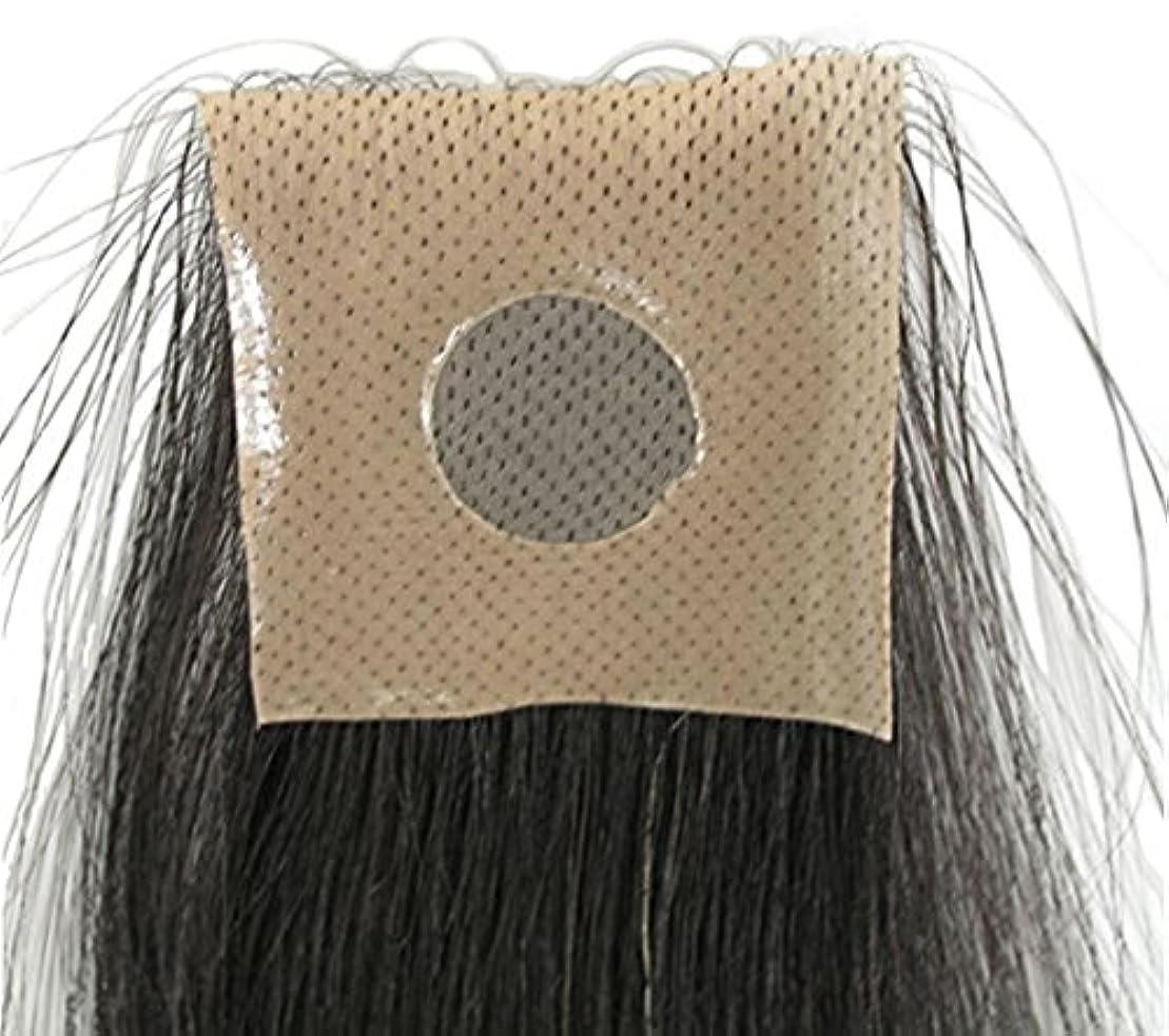 悪名高い複製神経衰弱円形脱毛シルクシート