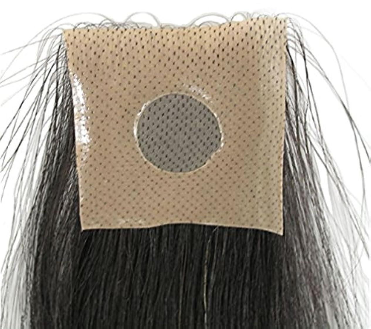 芸術的確立推測円形脱毛シルクシート