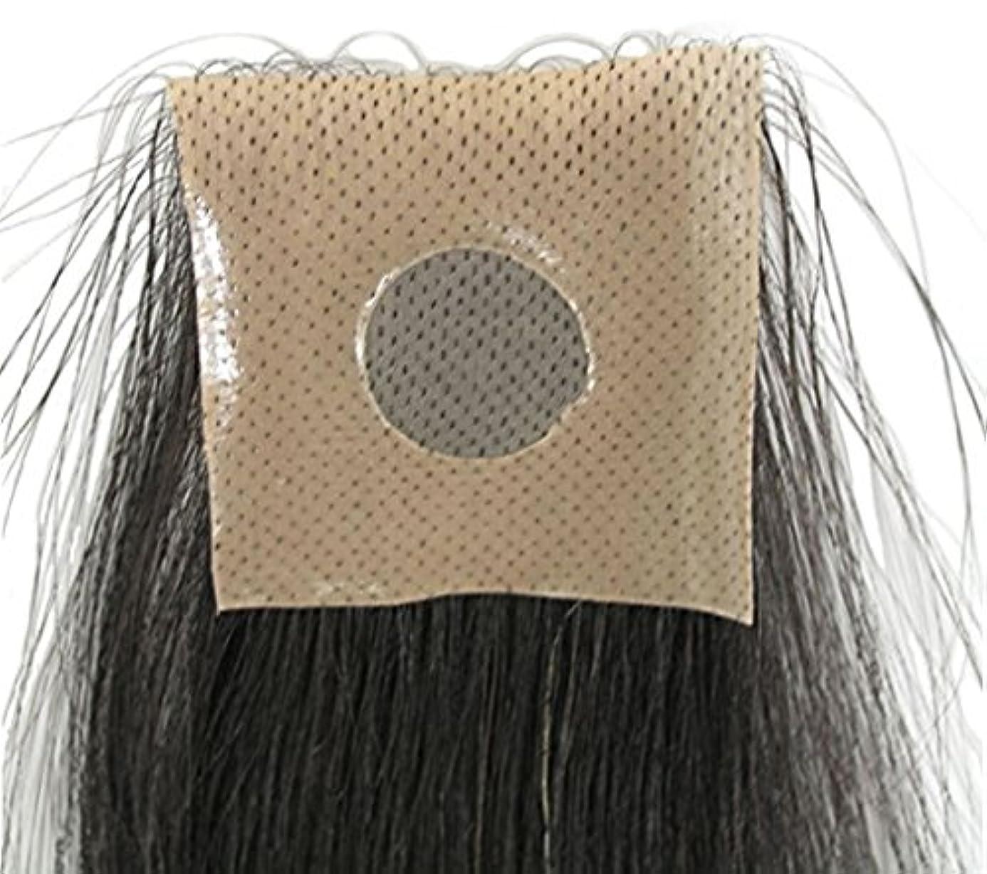 家族敬意を表する強制的円形脱毛シルクシート