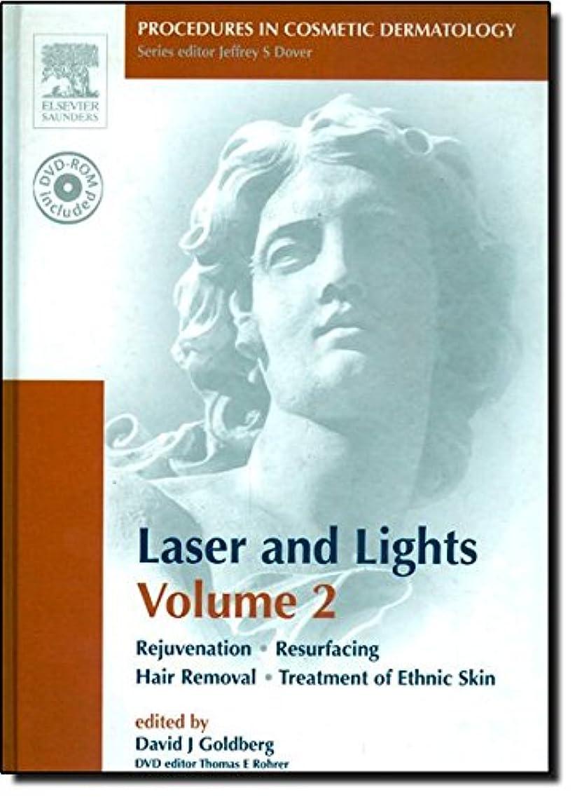 保護マスタード現実にはProcedures in Cosmetic Dermatology Series: Lasers and Lights: Volume 2: Text with DVD