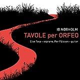 イブ・ネアホルム:オルフェオのタブレット