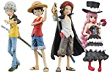 Half Age Characters ワンピース promise of the straw hat (BOX)