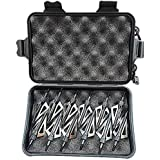 12Pcs Hunting Arrowheads 125Grain 3 Blade Broadheads Compound Bow Recurve Bow Archery Use with One Box