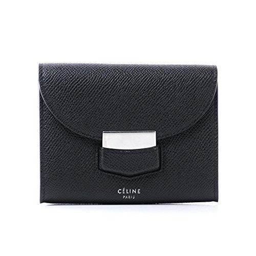 (セリーヌ) CELINE コインケース カードポケット付き トロッター Small Flap Multifunction [並行輸入品]