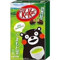 ネスレ日本  キットカット ミニ くまもと茶 12枚