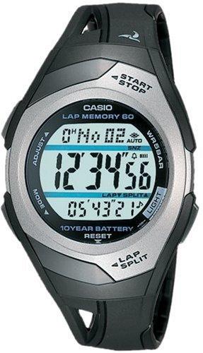 [カシオ]CASIO 腕時計 PHYS LAP MEMORY 60 国内メーカー1年保証つき  STR-300CJ-1JF