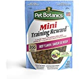 Pet Botanics Mini Training Reward Beef Treats, 4 Oz
