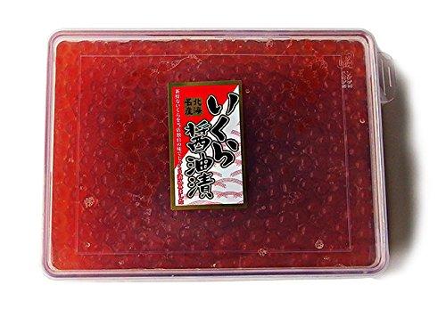いくら醤油漬 400g 北海道産イクラ