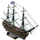 木製帆船模型 マモリミニ MM12 HMSビクトリーH.M.S. Victory