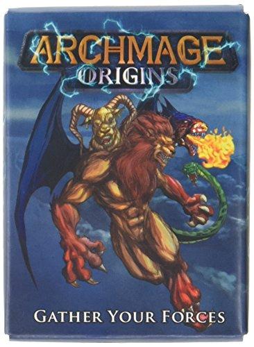 Solarflare Games SRF0500 Archmage Origins Card Games 発売日