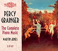 Piano Music by PERCY GRAINGER (1997-11-18)