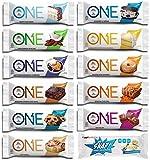Oh Yeah! ONE Bar プロテインバー バラエティパック(Oh Yeah! ONE Bar Variety Pack)