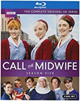 Call the Midwife: Season 5 [Blu-ray]