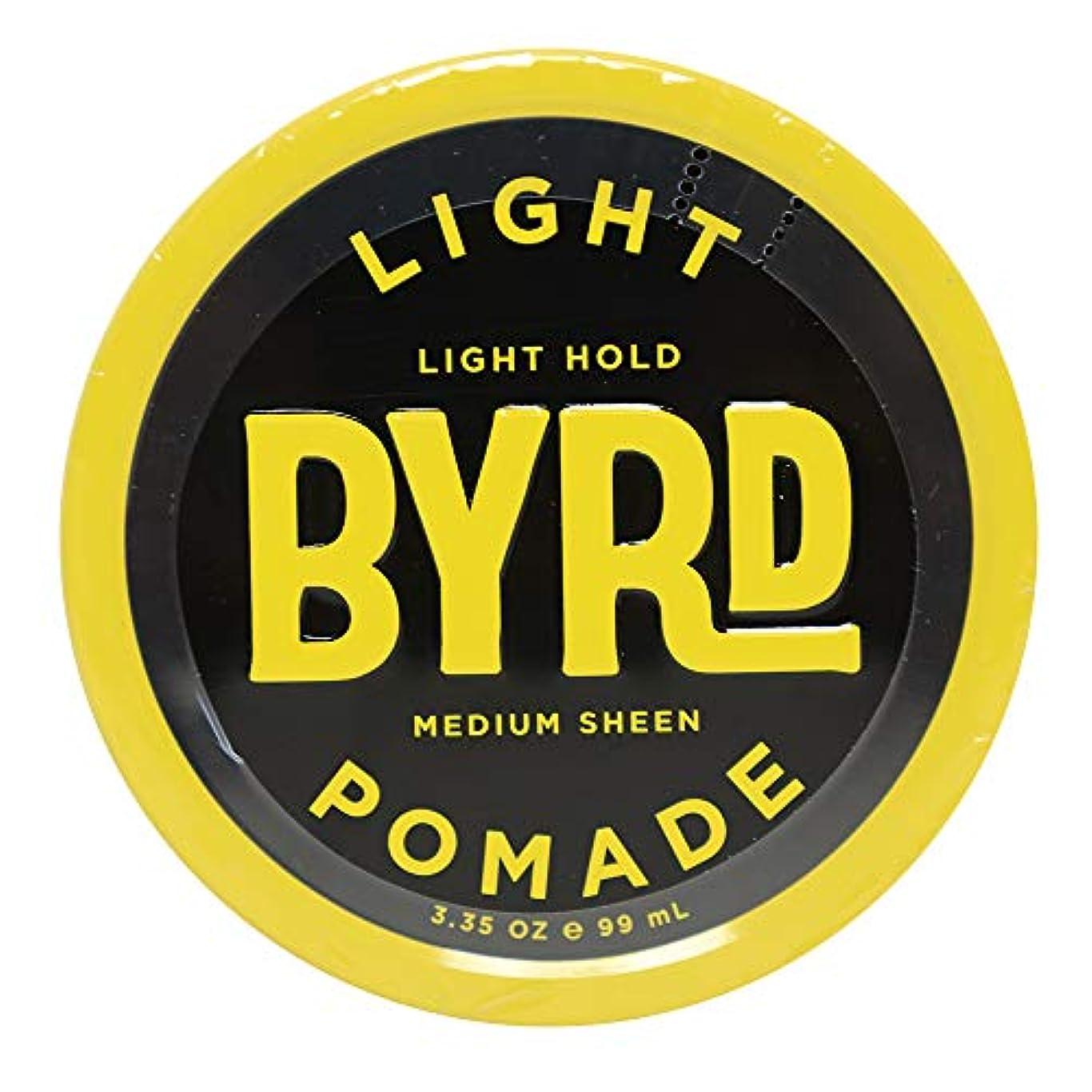反発するメタン物質BYRD(バード) ライトポマード 85g