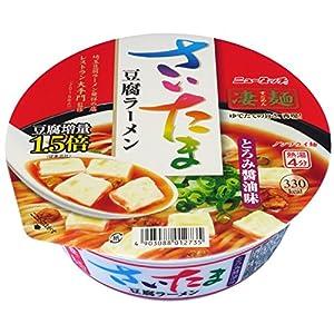 ニュータッチ 凄麺 さいたま豆腐ラーメン 105g