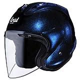 アライ(ARAI) バイクヘルメット ジェット SZ-Ram4 グラスブルー XL 61-62cm