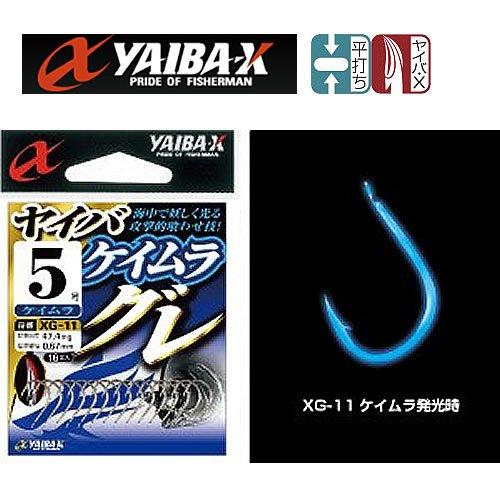 ササメ ヤイバグレ ケイムラ 4号