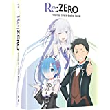 Re:ZERO Starting Life In Another World Season 1 Part 1 Limited Edition Blu-Ray/DVD