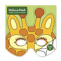 Jungle Animals Make-a-Mask