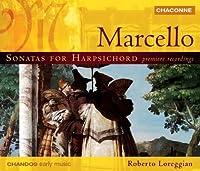 Marcello: Sonatas for Harpsichord by B. Marcello