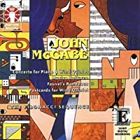 Concerto / Musica Notturna / Fauvel's Rondeaux by Mccabe