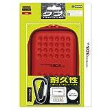 【3DS LL用】任天堂公式ライセンス商品 タフポーチ for ニンテンドー3DS LL レッド
