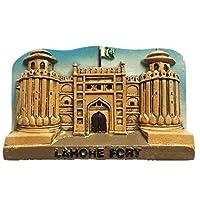 Pakistanパキスタン世界 3D 樹脂冷蔵庫マグネット コレクション 旅行 お土産 観光客 ギフト 家庭 キッチン 装飾 磁気ステッカー