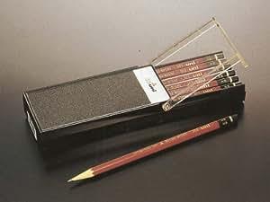 【ひらがな/カタカナ名入れ】三菱鉛筆 Hi-uni ハイユニ 8B (HU-8B)