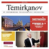 Shostakovich: Symphony No.5 by St.Petersburg Philharmonic Orchestra (2013-02-12)