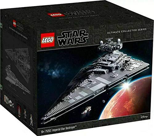 レゴ(LEGO) スター・ウォーズ スター・デストロイヤー(TM) 75252