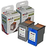 Generic Remanufactured Ink Cartridge Replacement for HP C9531AN ( Black , 2-Pack ) [並行輸入品]