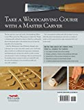 Chris Pye's Woodcarving Course & Reference Manual: A Beginner's Guide to Traditional Techniques (Woodcarving Illustrated Books) 画像