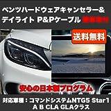ベンツ テレビキャンセラー & デイライト E2TV Type01 for Benz A(W176) B(W246) GLA(X156) CLA(W117)コマンドシステム NTG5 Star1 Benz TVキャンセラー & デイライト