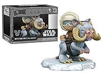 限定版Star Wars Dorbz Ridez _ Hoth Han Solo W / Tauntaunビニール
