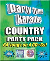 Party Tyme Karaoke: Country Party Pack by Party Tyme Karaoke