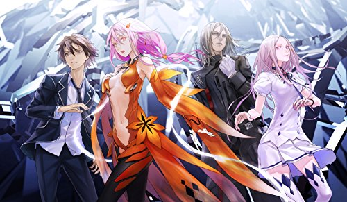 GUILTY CROWN Blu-ray BOX(完全生産限定版)