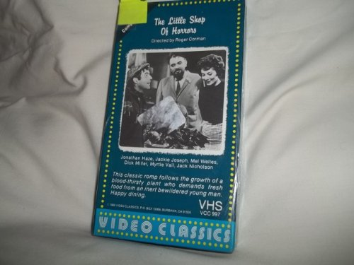 The Little Shop of Horrors [VHS] [Import]