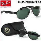 RAY-BAN 【レイバン国内正規品販売認定店】Ray-Ban(レイバン)サングラス RB3509 004/71 63