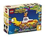 LEGO レゴ IDEAS アイデア #015 ザ・ビートルズ イエローサブマリン The Beatles Yellow Submarine 21306 [並行輸入品]