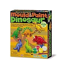 4M モールド&ペイント 恐竜 03514