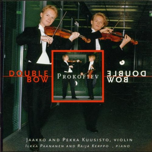 Prokofiev;Violin Sonatas