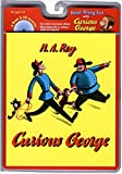 Curious George Book & CD 画像