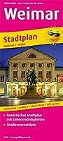 Weimar Stadtplan 1:14 000: Touristischer Stadtplan mit Sehenswuerdigkeiten und Strassenverzeichnis