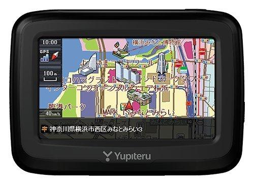 ユピテル(YUPITERU) BNV-1 バイク専用設計ナビゲーション 防水・防塵 Bluetooth ナビ BNV-1