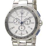 VERSACE ヴェルサーチ メンズ 腕時計 VFG090013 ミスティック スポーツ クロノグラフ ホワイト [並行輸入品]
