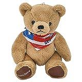 鈴木奈々とTeddy bear テディベアがコラボ ぬいぐるみ スマートホンスタンド バッグチャーム キーホルダー ブラウン