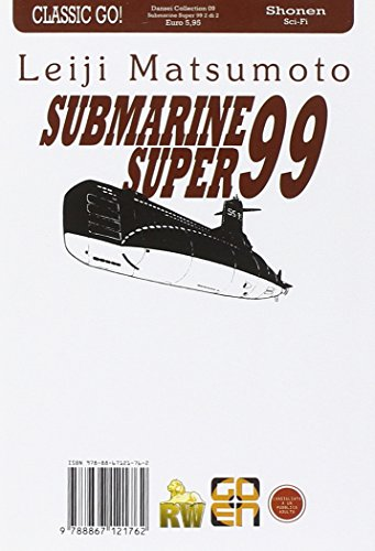 Libri - Submarine Super 99 #02 (1 BOOKS)