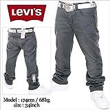 (リーバイス)Levi's 504 デニムパンツ REGULAR FIT セージウォッシュ 32インチ